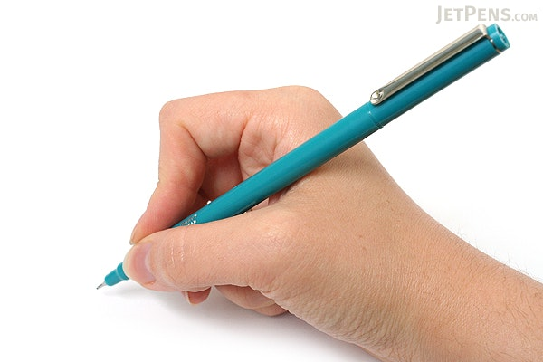 Marvy Le Pen Marker Pen - Fine Point - Teal - MARVY 43730