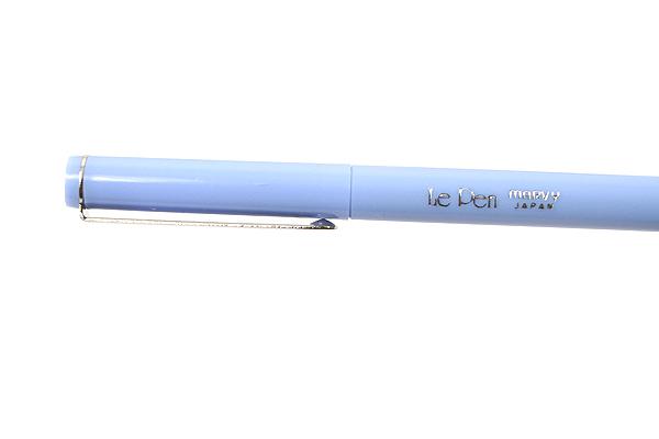 Marvy Le Pen Marker Pen - Fine Point - Periwinkle - MARVY 43750