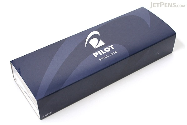 Pilot Prera Clear Body Fountain Pen - Clear Blue - Medium Nib - PILOT FPRN350R-TLM