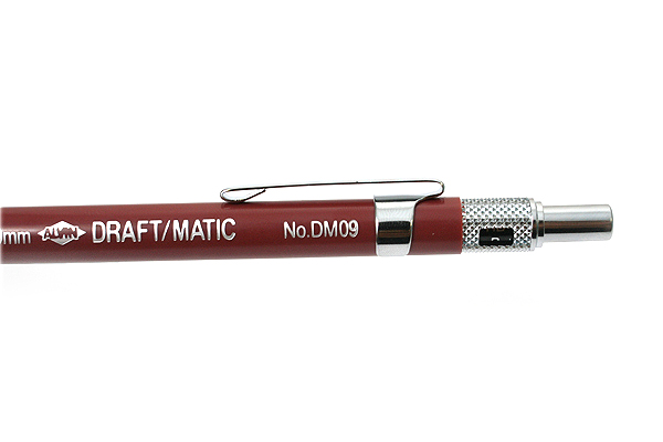 Alvin Draft-Matic Drafting Pencil - 0.9 mm - ALVIN DM09