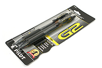 Pilot G2 Gel Pen - 0.7 mm - Black - Pack of 2 - PILOT 31031