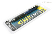Pilot G2 Pro Gel Pen - 0.7 mm - Blue Body - Black Ink - PILOT BG2P7BLK-BLU
