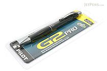 Pilot G2 Pro Gel Pen - 0.7 mm - Gray Body - Black Ink - PILOT BG2P7BLK-GRY