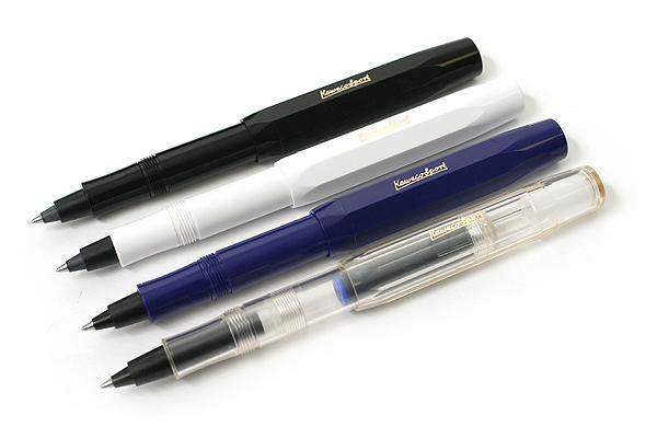 Kaweco Classic Sport Ink Cartridge Roller Ball Pen - Medium Point - Blue Body - KAWECO 10000028