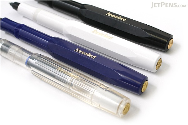 Kaweco Classic Sport Ink Cartridge Roller Ball Pen - Medium Point - Blue Body - KAWECO 10000028