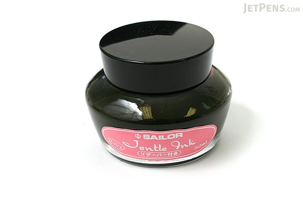 Sailor Fountain Pen Jentle Ink - 50 ml - Peach Pink - SAILOR 13-1000-231