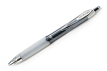 Uni Signo 207 Retractable Gel Ink Pen - 0.38 mm - Black Body - Black Ink - UNI UMN20738.24