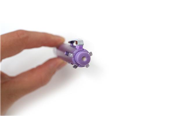 Uni Style Fit Meister 5 Color Multi Pen Body Component - Lavender Purple - UNI UE5H508.34