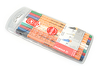 Stabilo Point 88 Colorkilla Erasable Fineliner Marker Pen - 0.4 mm - 10 Color Set - Wallet - STABILO 8810-00-10
