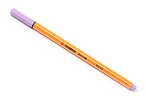 Stabilo Point 88 Fineliner Marker Pen - 0.4 mm - Light Lilac Purple - STABILO SW88-59