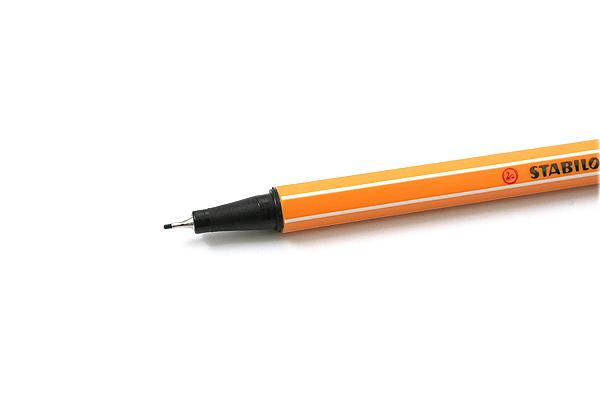 Stabilo Point 88 Fineliner Marker Pen - 0.4 mm - Pine Green - STABILO 88-53