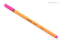 Stabilo Point 88 Fineliner Marker Pen - 0.4 mm - Pink - STABILO 88-56