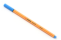 Stabilo Point 88 Fineliner Marker Pen - 0.4 mm - Ultramarine Blue - STABILO SW88-32