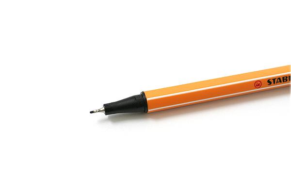 Stabilo Point 88 Fineliner Marker Pen - 0.4 mm - Violet Purple - STABILO 88-55
