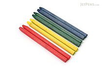 E+M Pencil Lead - 5.5 mm - All Purpose Colors - Pack of 8 - E+M 2842-ER8