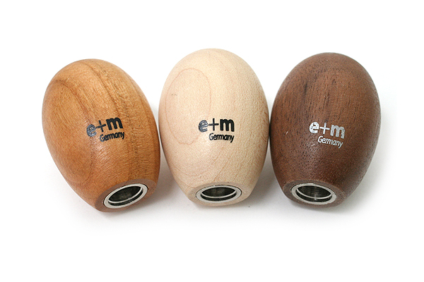 E+M Think Big 5.5 mm Lead Sharpener - Cherry - E+M FSC 2887-41