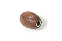 E+M Think Big 5.5 mm Lead Sharpener - Walnut - E+M FSC 2887-46