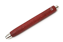 E+M Workman Long Clutch Lead Holder - 5.5 mm - Mahogany - E+M FSC 1194-3