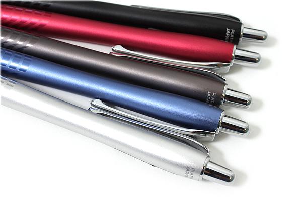 Platinum MAL-1500A Bee Line Mechanical Pencil - 0.5 mm - Red - PLATINUM MAL-1500A 70