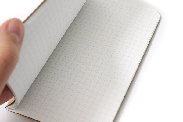 """Field Notes Memo Book - Original Cover - 3.5"""" X 5.5"""" - 48 Pages - 5 mm Graph - Pack of 3 - FIELD NOTES FN-01"""