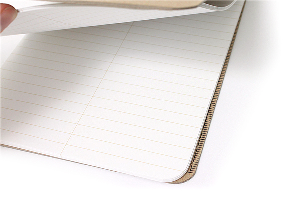 """Field Notes Steno Pad with Double-O Wiring - Original Cover - 6"""" X 9"""" - 80 Pages - Gregg Rule - FIELD NOTES FN-07"""