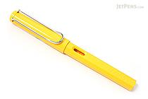Lamy Safari Fountain Pen - Yellow - Broad Nib - LAMY L18B