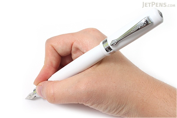 Kaweco Student Fountain Pen - White - Extra Fine Nib - KAWECO 10000461