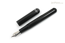 Kaweco Liliput Fountain Pen - Black - Fine Nib - KAWECO 10000158