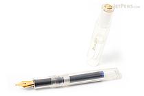 Kaweco Classic Sport Fountain Pen - Clear - Extra Fine Nib - KAWECO 10000106