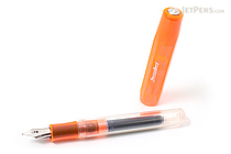 Kaweco Ice Sport Fountain Pen - Orange - Extra Fine Nib - KAWECO 10000421