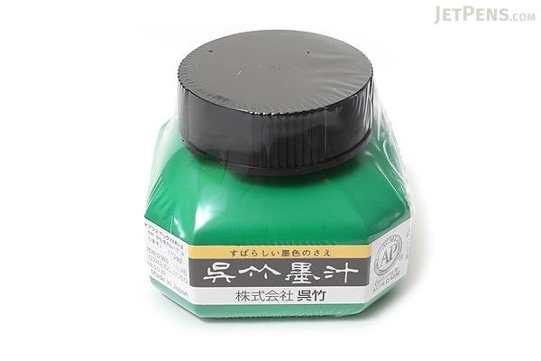 Kuretake Sumi Ink - Black - 60 ml Bottle - KURETAKE CA2-6