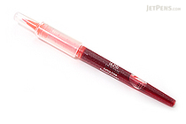 Kuretake Zig Letter Pen CocoIro LP Refill - Extra Fine Brush - Sunset Orange - KURETAKE LP-R-023S