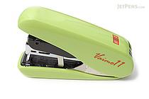 Max Vaimo 11 Style Stapler - 40 Sheets Max - Green Tea Green - MAX HD-11FLSK-G