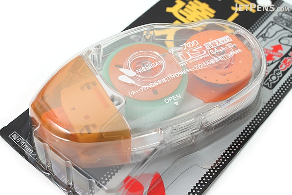 Nichiban Adhesive Dot DS Professional Tape - 8.4 mm X 13 m - NICHIBAN TN-DS8