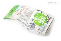Nichiban Word Play Children's Tape Refill - Animal Series - 18 mm X 5 m - 2 Tape Rolls - NICHIBAN KA-18SC