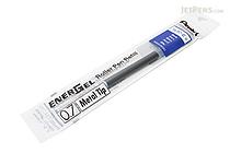 Pentel EnerGel LR7 Gel Pen Refill - 0.7 mm - Blue - PENTEL LR7-C