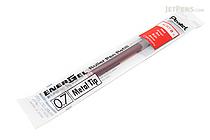 Pentel EnerGel LR7 Gel Pen Refill - 0.7 mm - Red - PENTEL LR7-B