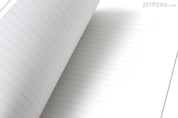 Kokuyo Campus Notebook - Slim B5 - 7 mm Rule - Pink - KOKUYO NO-3PAN-P