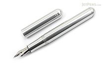 Kaweco Liliput Fountain Pen - Silver - Fine Nib - KAWECO 10000151