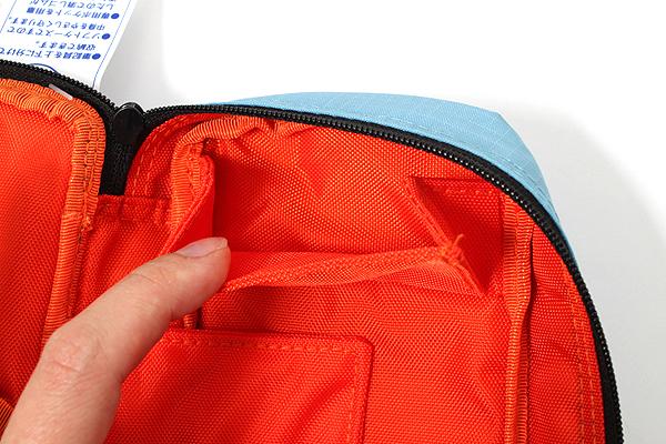 Nomadic PN-91 Top Open Pencil Case - Light Blue - NOMADIC EPN 91 L.BLUE