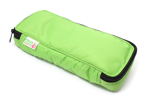 Nomadic PN-91 Top Open Pencil Case - Light Green - NOMADIC EPN 91 L.GREEN