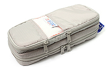 Nomadic PE-08 Easy Classification Pencil Case - Light Gray - NOMADIC EPE 08 L.GRAY