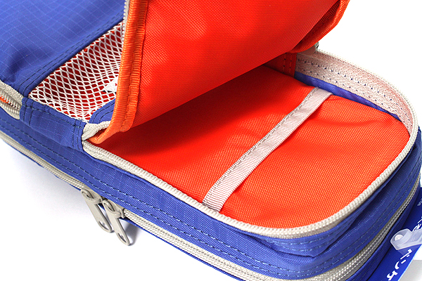 Nomadic PE-08 Easy Classification Pencil Case - Blue - NOMADIC EPE 08 BLUE