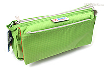 Nomadic PE-09 Flap Type Pencil Case - Light Green - NOMADIC EPE 19 L.GREEN