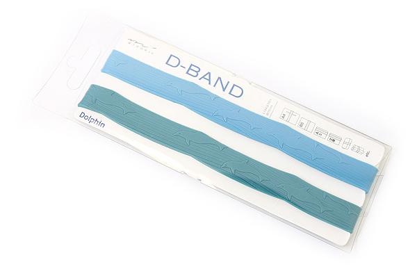 Midori Book D-Band - Dolphin - Set of 2 - MIDORI 230863