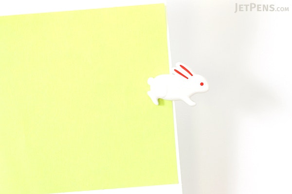 Midori Clip - Rabbit - Pack of 6 - MIDORI 230169