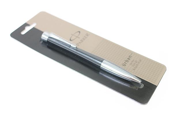 Parker Urban Gel Ink Pen - Medium Point - Black Body - Black Ink - SANFORD 1750473