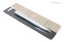 Parker Urban Gel Pen - Medium Point - Silver Body - Black Ink - PARKER 1750471