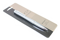 Parker Urban Gel Pen - Medium Point - Silver Body - Black Ink - SANFORD 1750471