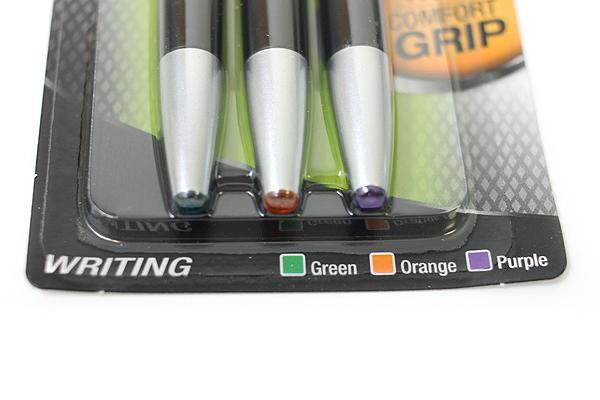 Sharpie Fashion Marker Pen with Grip - Fine Point - 3 Color Set - SHARPIE 1763979